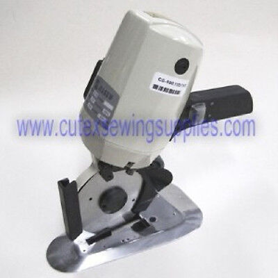 """Gemsy Jiasew 4"""" Cutting Blade Stand Up Electric Rotary Knife Cutter"""