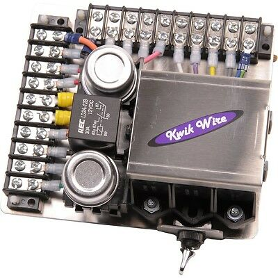 Kwik Wire 14 Circuit Replacement Fuse Panel