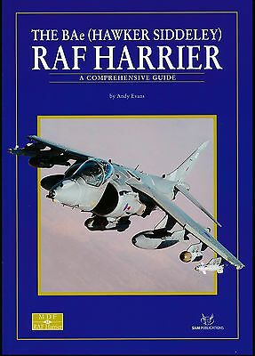 The BAe RAF Harrier - A Comprehensive Guide (SAM Publications) - New Copy