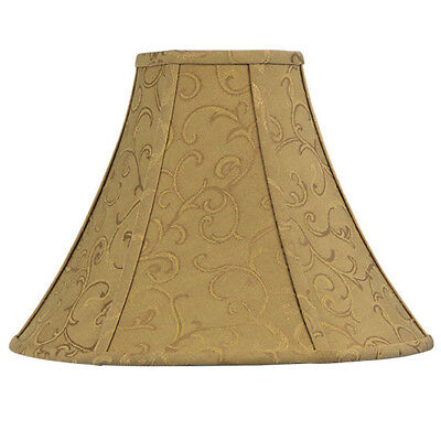 NEW Empire Lamp Shade in Soft Gold