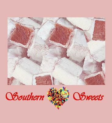 Turkish Delight Rose Flavoured Bulk 4Kg Made In Australia Weddings Parties Event