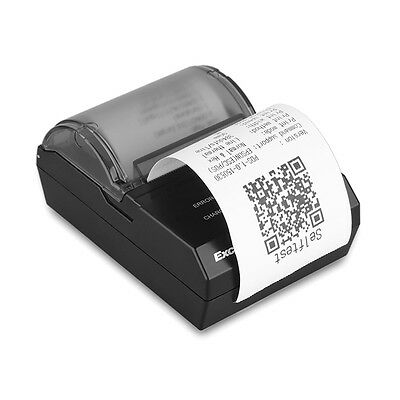 Portable Bluetooth Wireless 58mm Thermal Dot Receipt Printer For Android Mobile