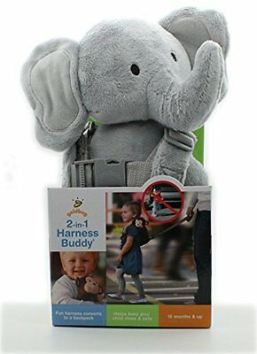 Goldbug Animal 2 in 1 Harness, Elephant