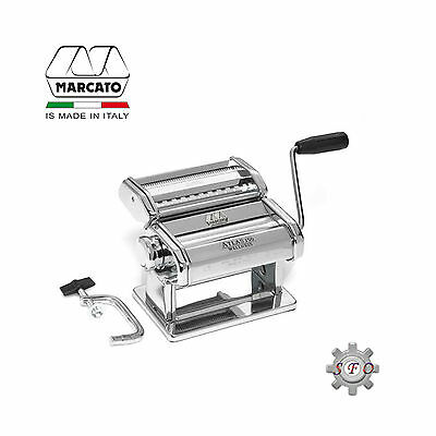 Marcato Atlas 150 Pasta Machine Maker Wellness Made in Italy RRP$184