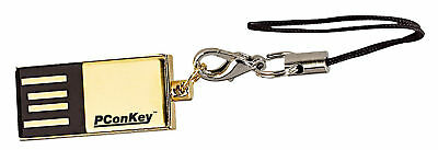 CLE USB 8 GO LUXE OR 24 carat / gold plated usb 8gb key