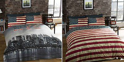 Nyc Single Duvet Cover Set