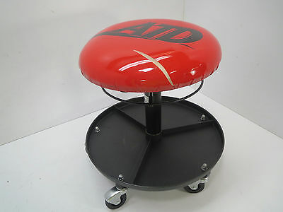 ATD Tools 81010 Hydraulic Creeper Seat (COSMETIC DAMAGE)(SEAT IS TORN)