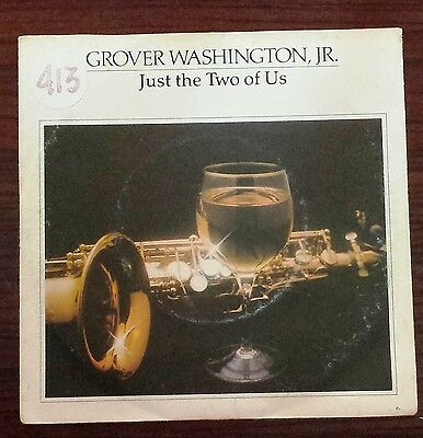 "50091 45 giri - 7"" - Grover Washington, Jr. ‎– Just The Two Of Us - Elektra 1981"