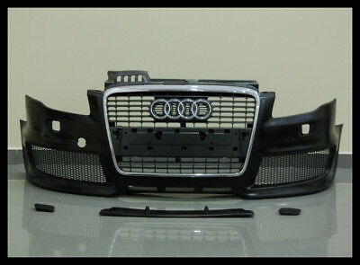 Paraurti anteriore in abs audi A4 B7 tipo RS4 nuovo