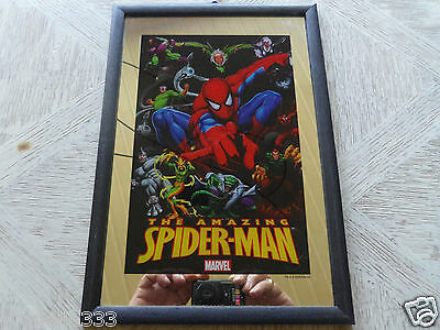 Miroir Collection The amazing SPIDER-MAN  Marvel film L'homme araignée Spiderman