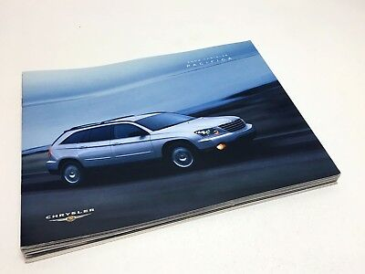 2004 Chrysler Pacifica Crossover Brochure