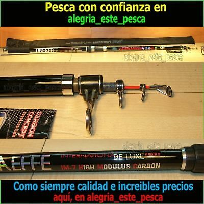 PESCA CAÑA SURF CASTING CARBONO IM7 TURNAFRESH 4.20mts