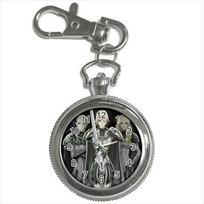 Claymore Pocket Watch Keychain - Anime Manga