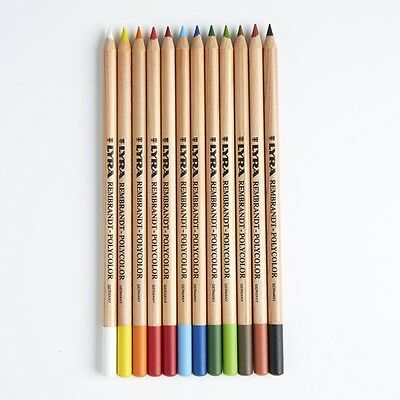 LYRA Rembrandt Polycolor Artists' Colored Pencil - SIngles