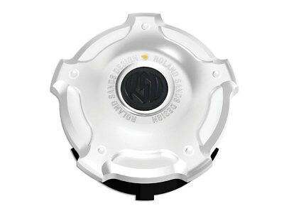 RSD - 0210-2031-CH - Chrome Misano LED Fuel Level Indicator Gas Cap