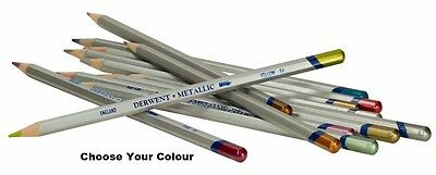 Derwent - Metallic Pencils, Singles