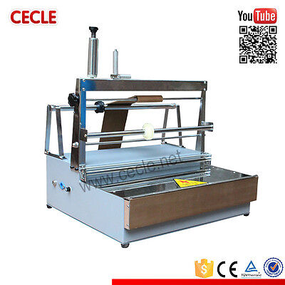 Cellophane Wrapping Machine Cigarette OverWrapping Machine BOPP Film Sealer