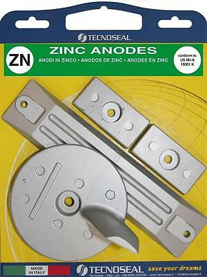 HONDA BF Outboard Anode Kit Engine Marine Zinc Anodes *NEW*