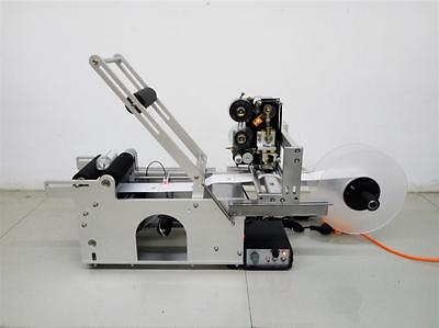 Automatic Round Bottle Labeling Machine with Coder Date Printing Labeler MT-50D
