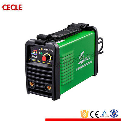 MMA-200 Inverter Welding Machine 110V/220V Dual Voltage Stick Welding Machine
