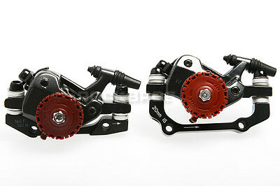 AVID BB7 Bike Bicycle Brakes Mechanical Disc Brake Front and Rear Calipers