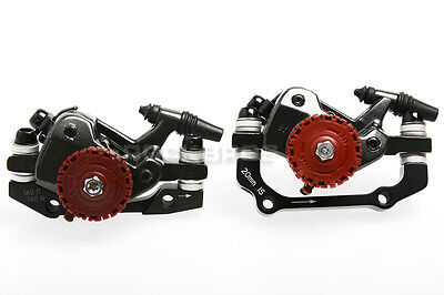 AVID BB7 Bike Bicycle Mechanical Disc Brake Front and Rear Calipers