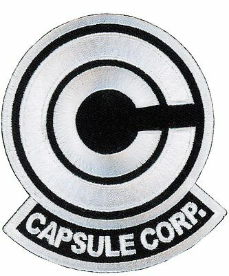 Dragon Ball Z Corporación Cápsula/Capsule Corporation Movie/Pelí Parche/Patch