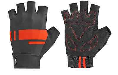 Giant Podium Short Fingered Gloves BLACK/RED Racing mitts