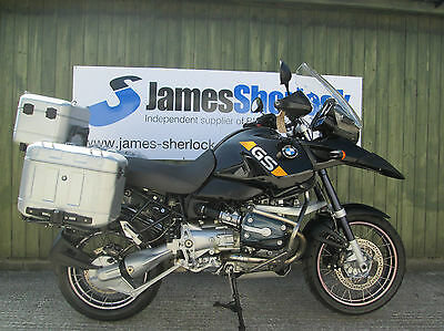 BMW R1150GS Adventure 45,804 miles