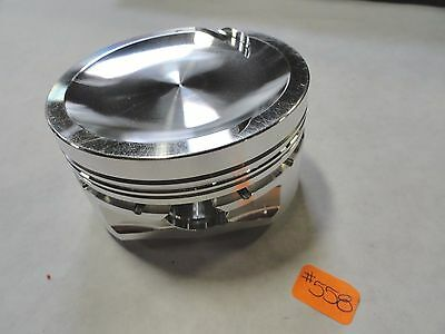 Diamond Pistons #30050-2 Ford Modular Street/Strip Dish  3.552 Bore