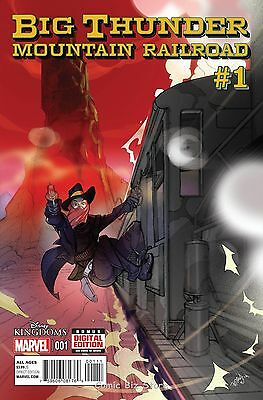 Big Thunder Mountain Railroad #1 (2015) 1St Printing **special Low Pricing**
