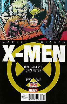 Marvel Knights X-Men #2 (2014) 1St Printing Nm Unread Copy Bagged & Boarded