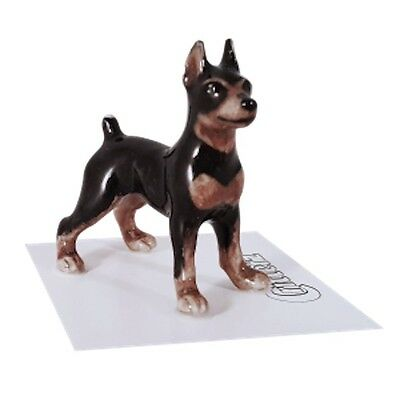 "LC869 Little Critterz - Minpin named ""Zeus"" (Buy any 5 get 6th free!)"