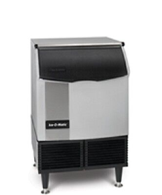 New ICE-O-MATIC Ice Machine Self-Contained Cuber (with bin) 185Lb ICEU150
