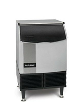 New ICE-O-MATIC Ice Machine Self-Contained Cuber (with bin) 251Lb ICEU220