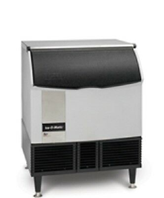New ICE-O-MATIC Ice Machine Self-Contained Cuber (with bin) 356Lb ICEU300A