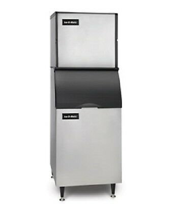 New ICE-O-MATIC Ice Machine Modular Cuber 349Lb ICEU320 Air Cooled