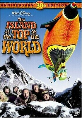 Island at the Top of the World [30th Anniversary Edition] (2004, DVD  (REGION 1)