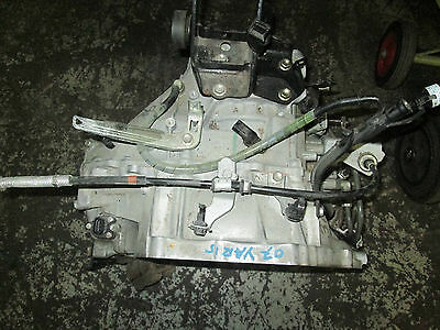 2006-2010 Toyota Yaris Automatic Transmission- 1Nz-Fe-Used