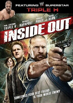 Inside Out (2014, DVD NUOVO) WS (REGIONE 1)