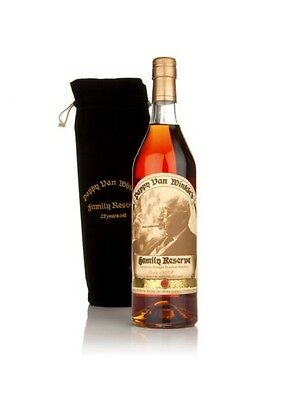 Pappy Van Winkle 23 Year Old Family Reserve Bourbon Whiskey 750ml