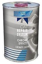 Peinture automobile Chrome Effect