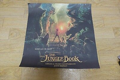 The Jungle Book - OST [John Debney]  *Official POSTER*