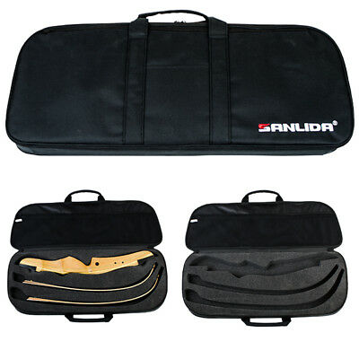 Sanlida Takedown Recurve Soft Case - Traditional Bow Bag - Archery Accessory