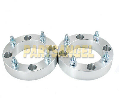 """2pc 1/"""" Thick ATV 4//137 Race Wheel Spacers for Can-Am Can Am Bombardier 4x137"""