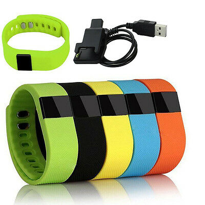 Smart Bracelet Pedometer Step Walking Distance Calorie Counter Activity Tracker