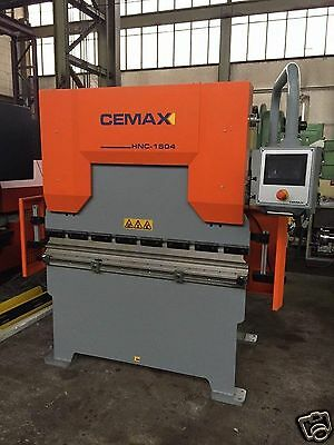 4020544 CEMAX HNC 125- 15-4  hydr. Abkantpresse 1250 mm, 30 to.
