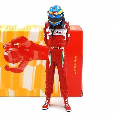Top Model Collection 1:18 Fernando Alonso 2011 Figurine Standing