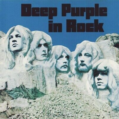 In Rock: 25th Anniversary - Deep Purple (2003, CD NUEVO)