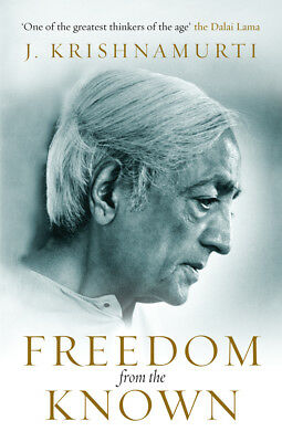 J Krishnamurti - Freedom from the Known (Paperback) 9781846042133